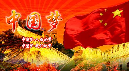 中国梦与中国力量